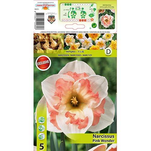 Нарцис Pink Wonder изображение 1 артикул 67434